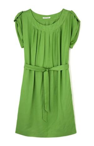 Summer dress: Banana Republic