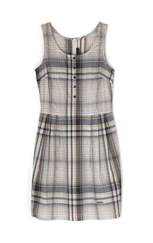 Summer dress: Burberry