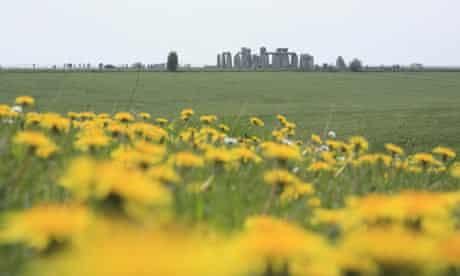 Jonathan Jones stonehenge walk