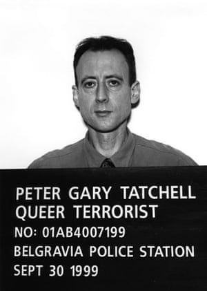 NPG Gay Icons exhibit: National Portrait Gallery Gay Icons Peter Tatchall