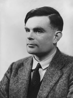 NPG Gay Icons exhibit: Alan Turing National Portrait Gallery Gay Icons