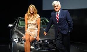Jaguar XJ Launch Party