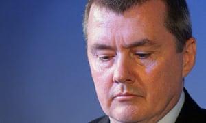 British Airways chief executive Willie Walsh