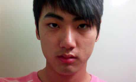 Teng Fei, given electric shock treatment in China