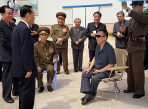 Kim Jong-il : North Korean leader Kim Jong-il in Pyongyang