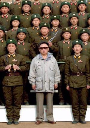 Kim Jong-il : kim jong-il in 2006