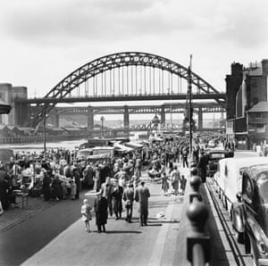 Jimmy Forsyth: Quayside - St George's Day 1958
