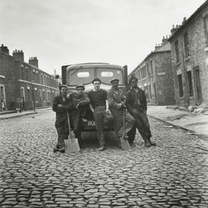 Jimmy Forsyth: Pine St, 1960