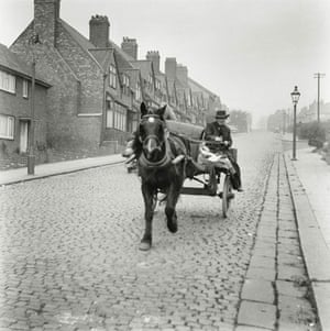 Jimmy Forsyth: Ragman, Delaval Road, 1959