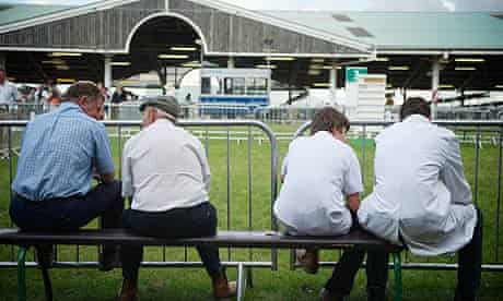 The Great Yorkshire Show at Harrogate