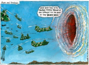 18.07.09: Martin Rowson on the UK's Afghanistan strategy