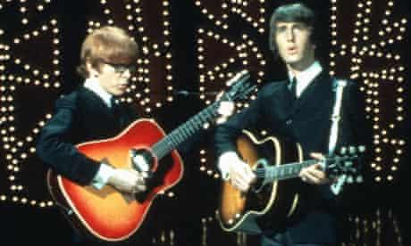 Pop Duo Peter And Gordon