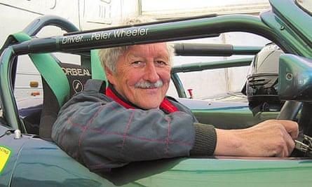 Peter Wheeler