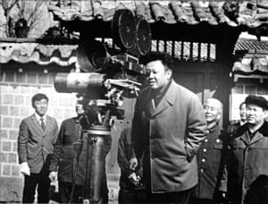 Kim Jong-il: Kim Jong-il in the Pyongyang film studios
