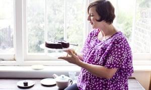 zoe williams and heartache chocolate cake