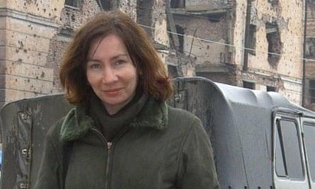Natalia Estemirova