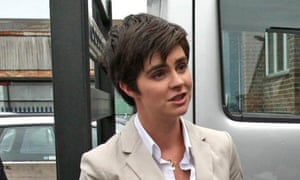Chloe Smith, the Tory candidate for the Norwich North byelection.