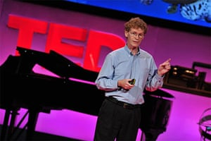 Cary Fowler at TEDGlobal 2009 in Oxford