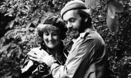 Elizabeth Organ and Eugene Fisk