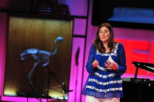 Anthropologist Stefana Broadbent at TEDGlobal 2009 in Oxford