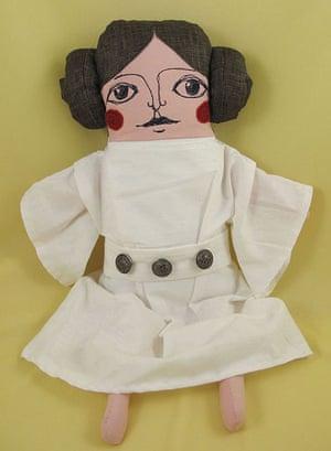 Stitch Wars: Princess Leia