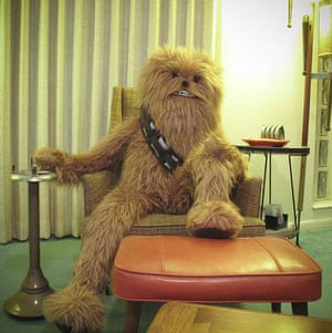 Stitch Wars: Chewbacca