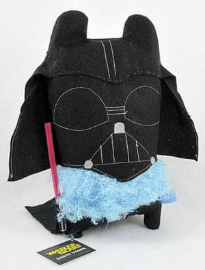 Stitch Wars: Darth Vader Whiskerbear
