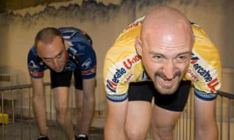Pedal Pushers, a Tour de France themed play
