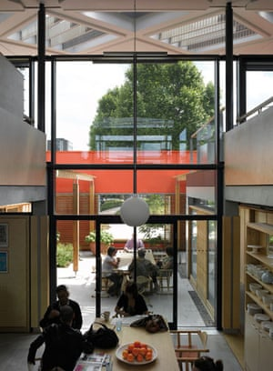 Stirling prize shortlist: Maggie's Centre, Hammersmith, London