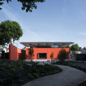 Stirling prize shortlist: Maggie's Centre, Hammersmith by Rogers, Stirk, Harbour and Partners