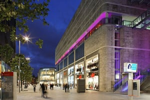 Stirling prize shortlist: Liverpool One Masterplan, Liverpool by BDP