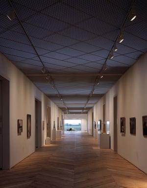 Stirling prize shortlist: Fuglsang Kunstmuseum, Denmark by Tony Fretton Architects