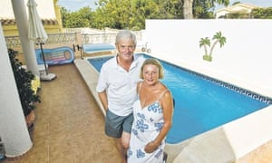 End of the dream for British expats in Spain | World news