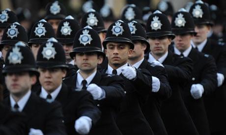 Slut in correction officers uniform — 9