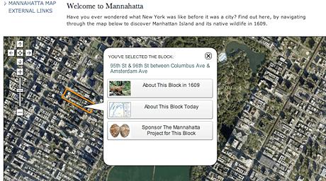 Mannahatta Project