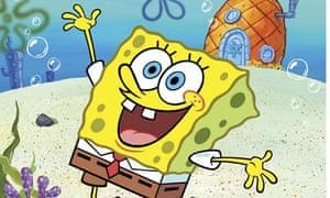 SpongeBob SquarePants 10th anniversary undated publicity image