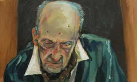 Henry Allingham portrait by Dan Llywelyn Hall