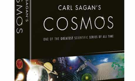 DVD box set of Carl Sagan's Cosmos