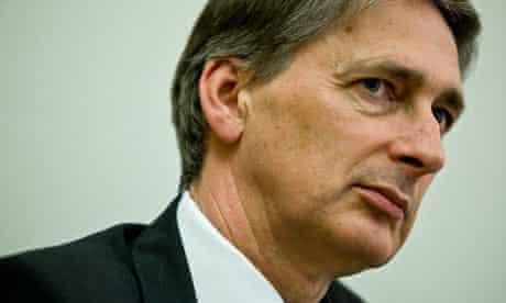 Philip Hammond, shadow chief secretary to the treasury