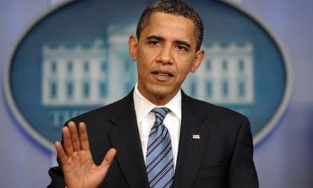 Barack Obama steps back from race row