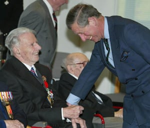 Harry Patch: Harry Patch meets The Prince of Wales