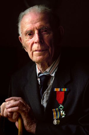Harry Patch: Harry Patch in 2002