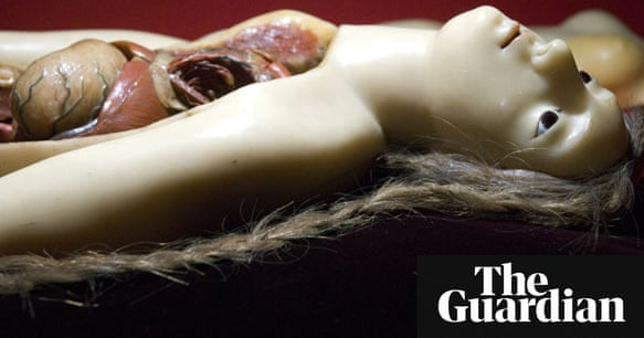 D Art Exhibition Uk : Curious and grotesque exquisite bodies exhibition at the