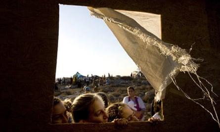 illegal israeli settlement in West Bank