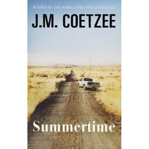 Booker longlist: JM Coetzee: Summertime