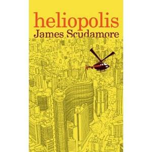 Booker longlist: James Scudamore: heliopolis