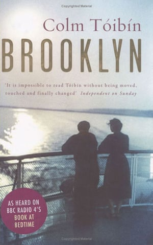 Booker longlist: Colm Tóibín: Brooklyn