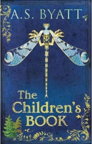Booker longlist: AS Byatt: The Children's Book