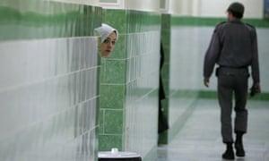 Iranian inmate in Tehran's Evin prison