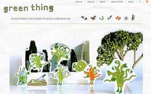 Green Thing environmental community